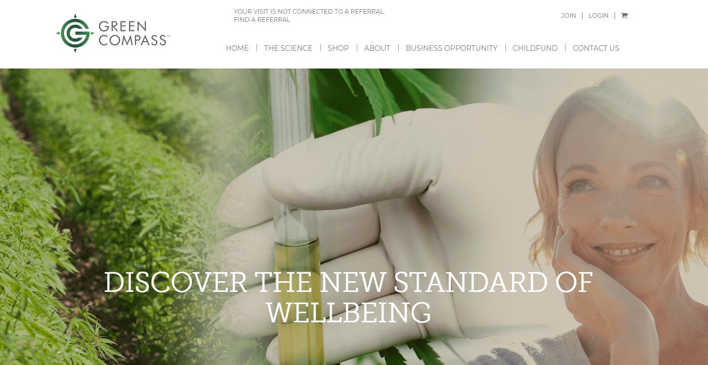 green compass global website