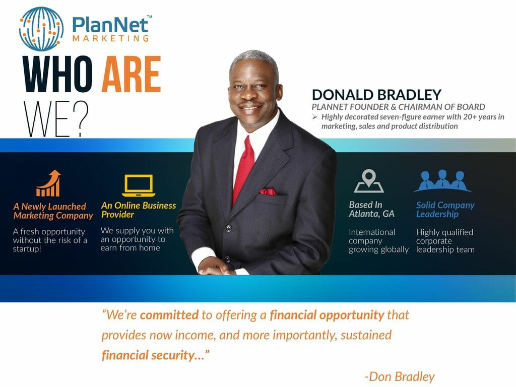 what is plannet marketing  about