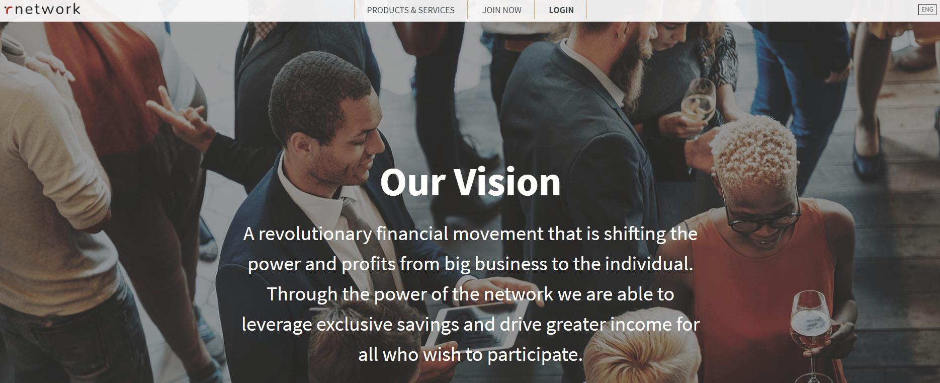 r network website