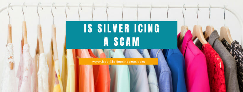 is silver icing a scam